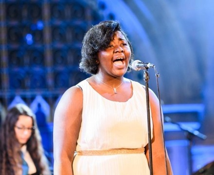 St mary magdalene academy islington london christmas service at union chapel students give wonderful music performances