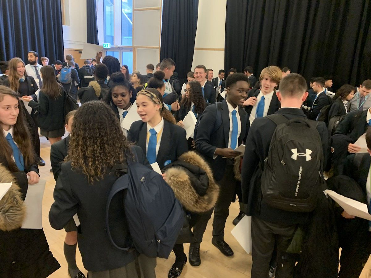 St mary magdalene academy islington year 11 mock results day 8