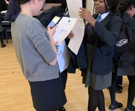 St mary magdalene academy islington year 11 mock results day 7