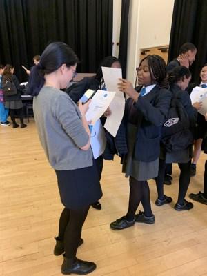 St mary magdalene academy islington year 11 mock results day 7