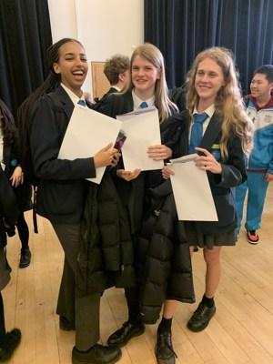 St mary magdalene academy islington year 11 mock results day 6