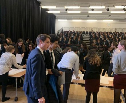 St mary magdalene academy islington year 11 mock results day 21