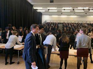 St mary magdalene academy islington year 11 mock results day 21