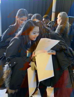 St mary magdalene academy islington year 11 mock results day 19