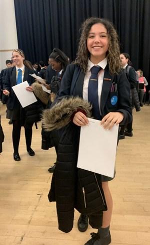 St mary magdalene academy islington year 11 mock results day 16