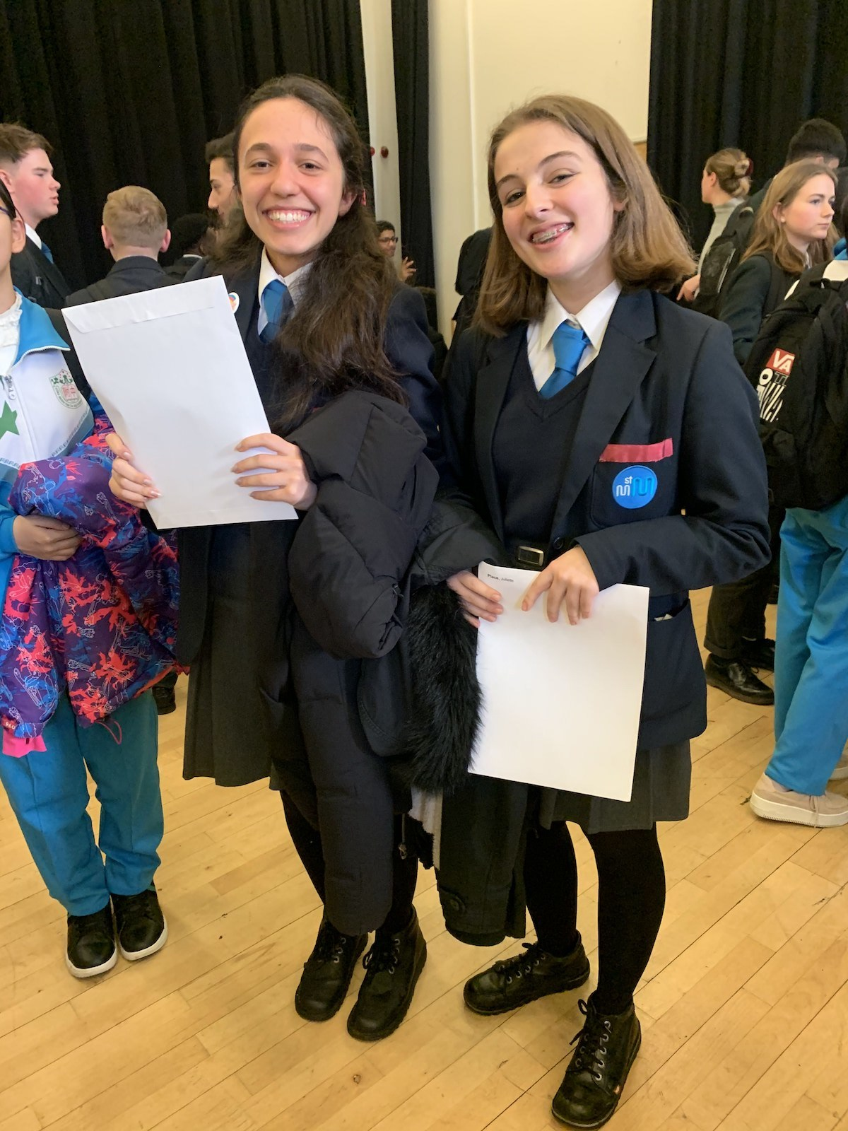 St mary magdalene academy islington year 11 mock results day 12
