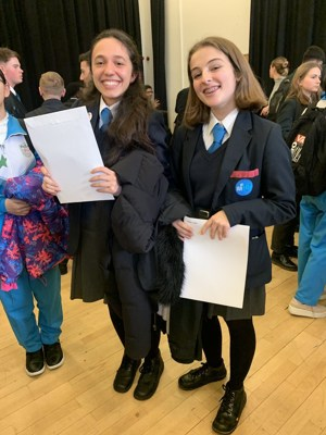 St mary magdalene academy islington year 11 mock results day 12