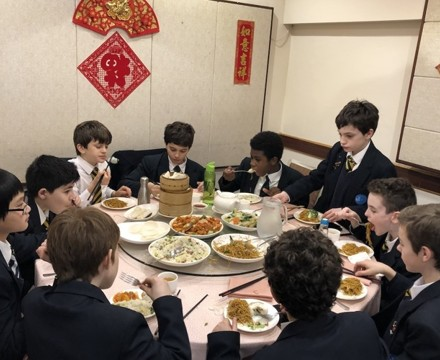 St mary magdalene academy smma islington london year 7 students enjoy their chinatown trip for chinese new year 2020