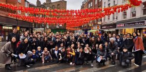 St mary magdalene academy smma islington london year 7 students visit chinatown 2020