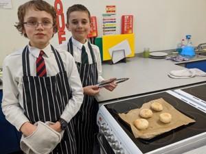 St mary magdalene academy islington latin club baking roman cheese cake