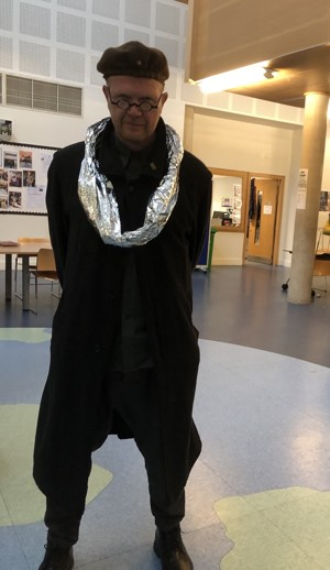 St Mary Magdalene Academy Islington, Staff Appear As Book Characters for World Book Day 2020
