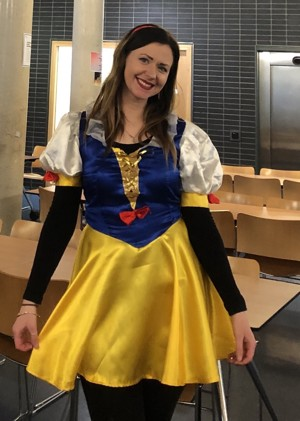 St Mary Magdalene Academy Islington, Staff Dress As Book Characters for World Book Day 2020, Snow White