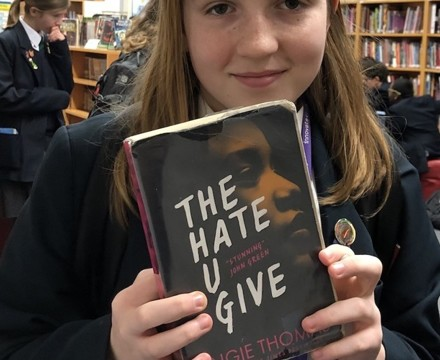 St Mary Magdalene Academy Islington, Students choose books in a Blind Date for World Book Day 2020