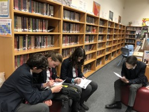 St Mary Magdalene Academy Islington, Students get reading for World Book Day 2020