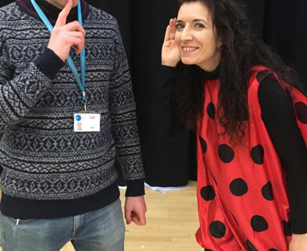 St Mary Magdalene Academy Islington, Teachers Dress As Book Characters for World Book Day 2020