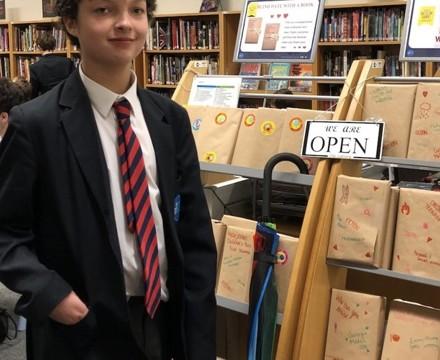 St Mary Magdalene Academy Islington, World Book Day 2020