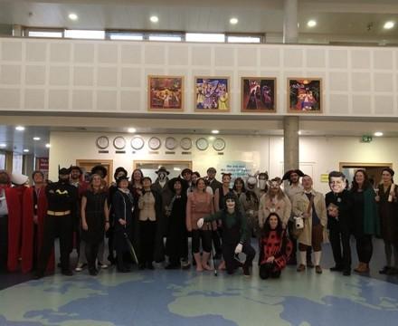 St Mary Magdalene Academy Islington, World Book Day Characters 2020