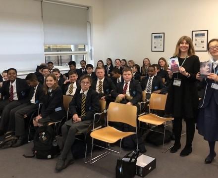 St Mary Magdalene Academy Islington, World Book Day March 2020