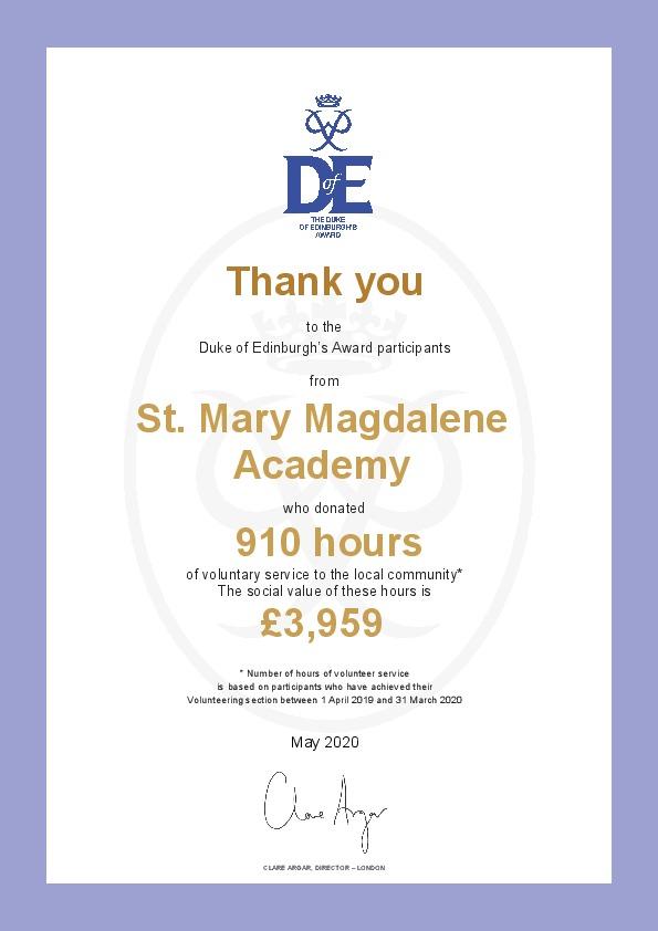 St Mary Magdalene Academy