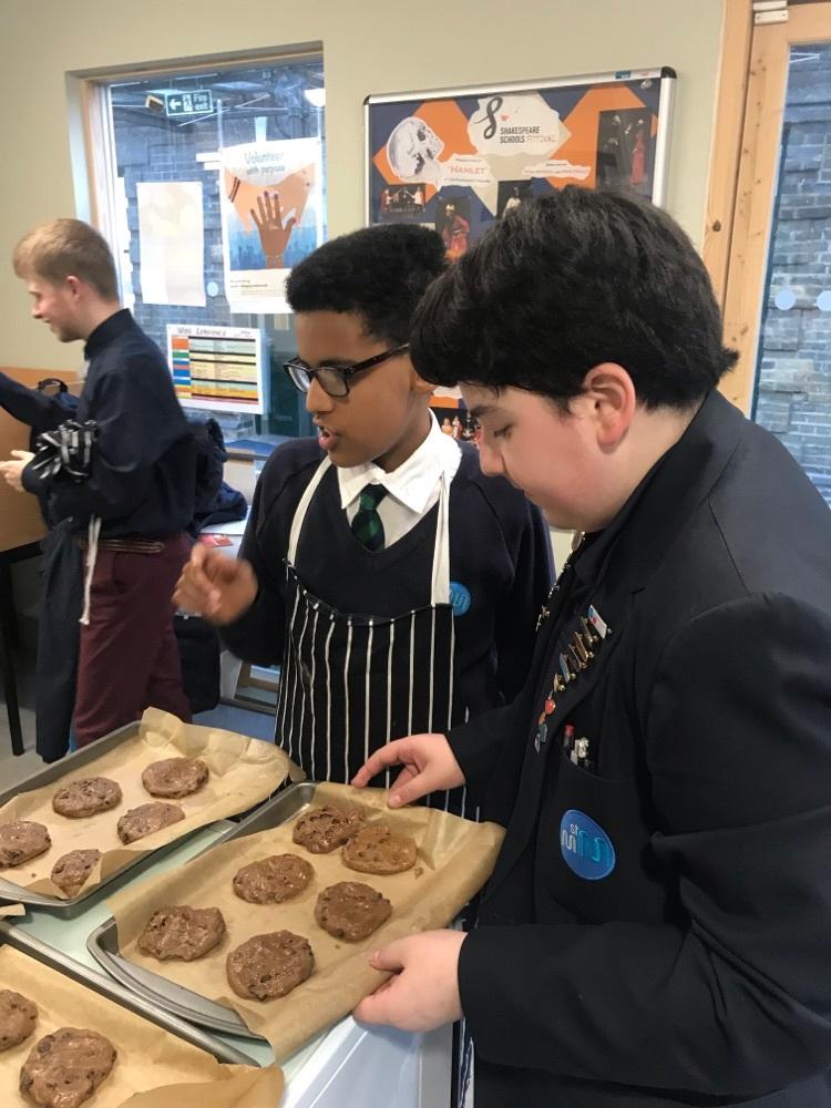 St Mary Magdalene Academy students help raise funds as part of their Duke of Edinburgh Award