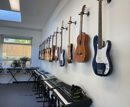 St mary magdalene academy sixth form islington new music rooms 1