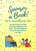 Sponsor a Book!