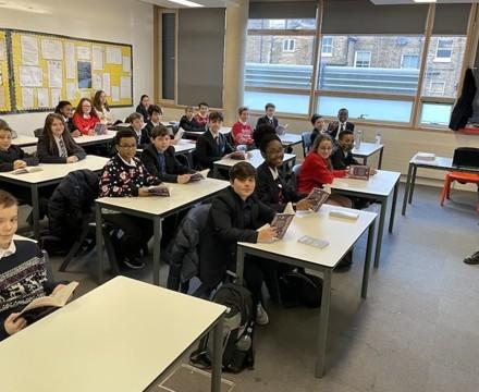 Smma islington st mary magdalene academy christmas jumper day 2020 3
