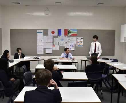 St mary magdalene academy secondary school islington london year 9 liberal arts exhibition 3