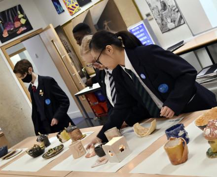 St mary magdalene academy secondary school islington london year 9 liberal arts exhibition 20