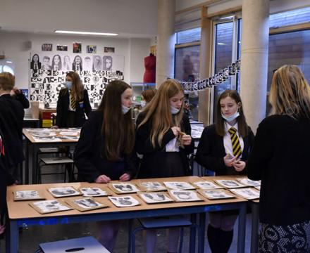 St mary magdalene academy secondary school islington london year 9 liberal arts exhibition 27