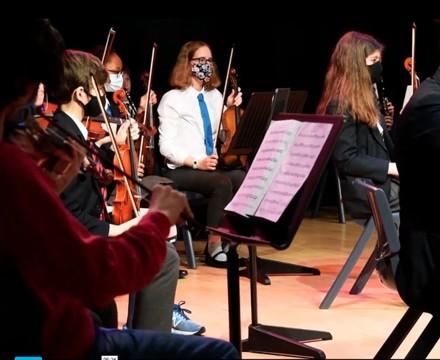 St mary magdalene academy smma islington winter concert 2020 6