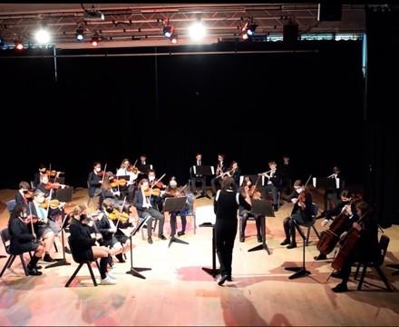 St mary magdalene academy smma islington winter concert 2020 5