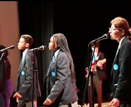 St mary magdalene academy smma islington winter concert 2020 15