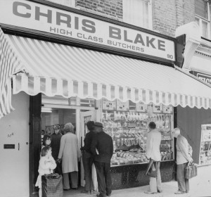 Middlesex Meats first shop in 1976