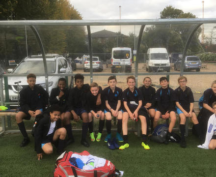 Y8s win vs hammersmith