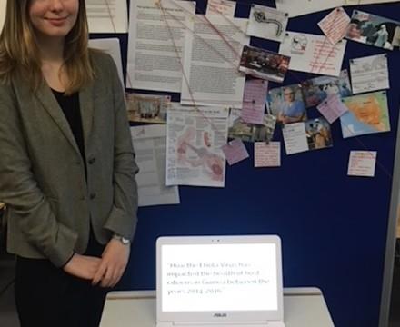 SMMA Sixth Form Islington, EPQ student presentation