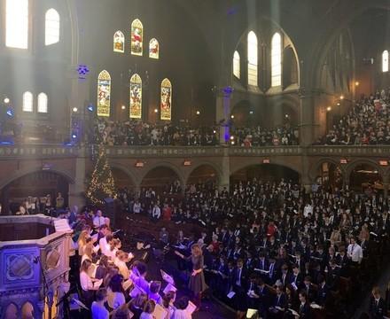 Christmas Concert by St Mary Magdalene Academy Islington