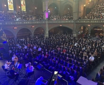 Christmas Concert 2018 St Mary Magdalene Academy Islington