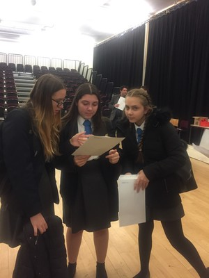 St Mary Magdalene Academy, Islington Secondary School, Students Get Great Mock Results