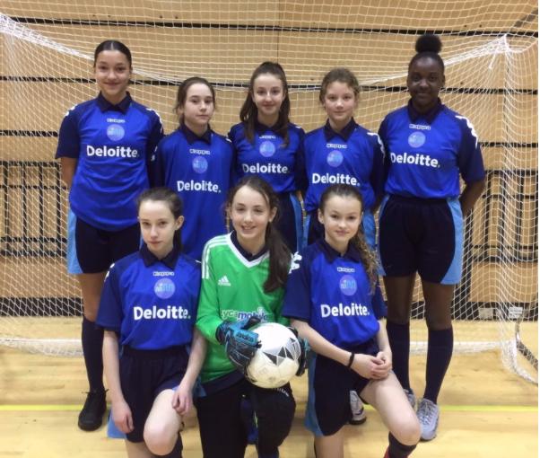 St Mary Magdalene Academy Islington, Year 7 Girls Football Team