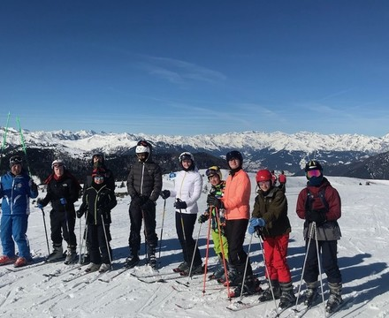 St Mary Magdalene Academy Islington, Austria ski trip 2019