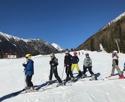 St Mary Magdalene Academy Islington: ski trip February 2019