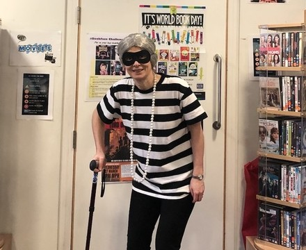 St Mary Magdalene Academy Islington World Book Day 2019: Gangsta Granny