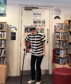 St Mary Magdalene Academy Islington World Book Day 2019: Gangsta Granny