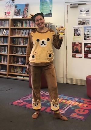St Mary Magdalene Academy Islington World Book Day 2019: Rilakuma