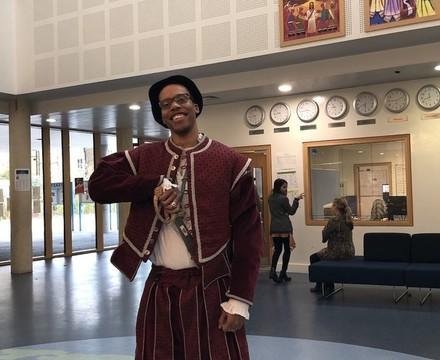 St Mary Magdalene Academy Islington World Book Day costumes