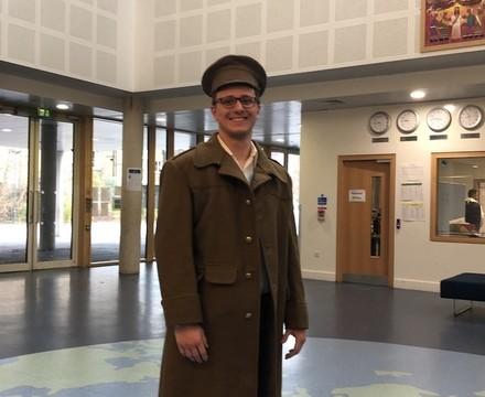 St Mary Magdalene Academy Islington World Book Day staff costumes