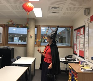 St Mary Magdalene Academy World Book Day 2019