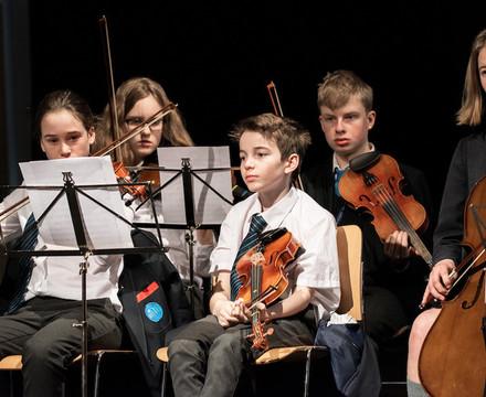 St mary magdalene academy islington music masterclass with composer okiem 2