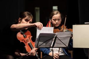 St mary magdalene academy islington music masterclass with composer okiem 3